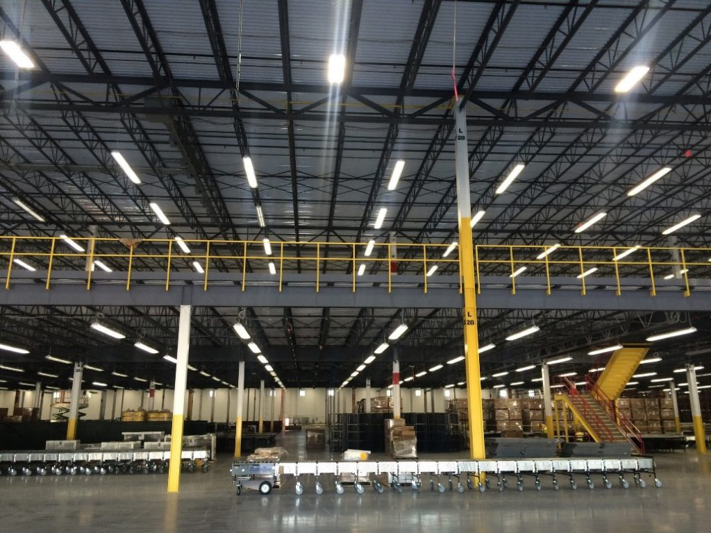 Warehouse Heating - Cambridge Air Solutions