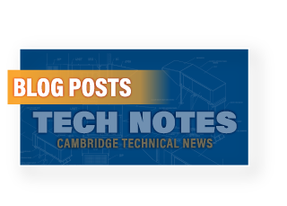 Technical Blog - Cambridge Engineering
