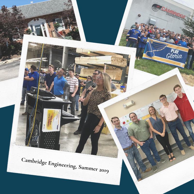 Cambridge Engineering, Inc  > Resources > Blog Posts