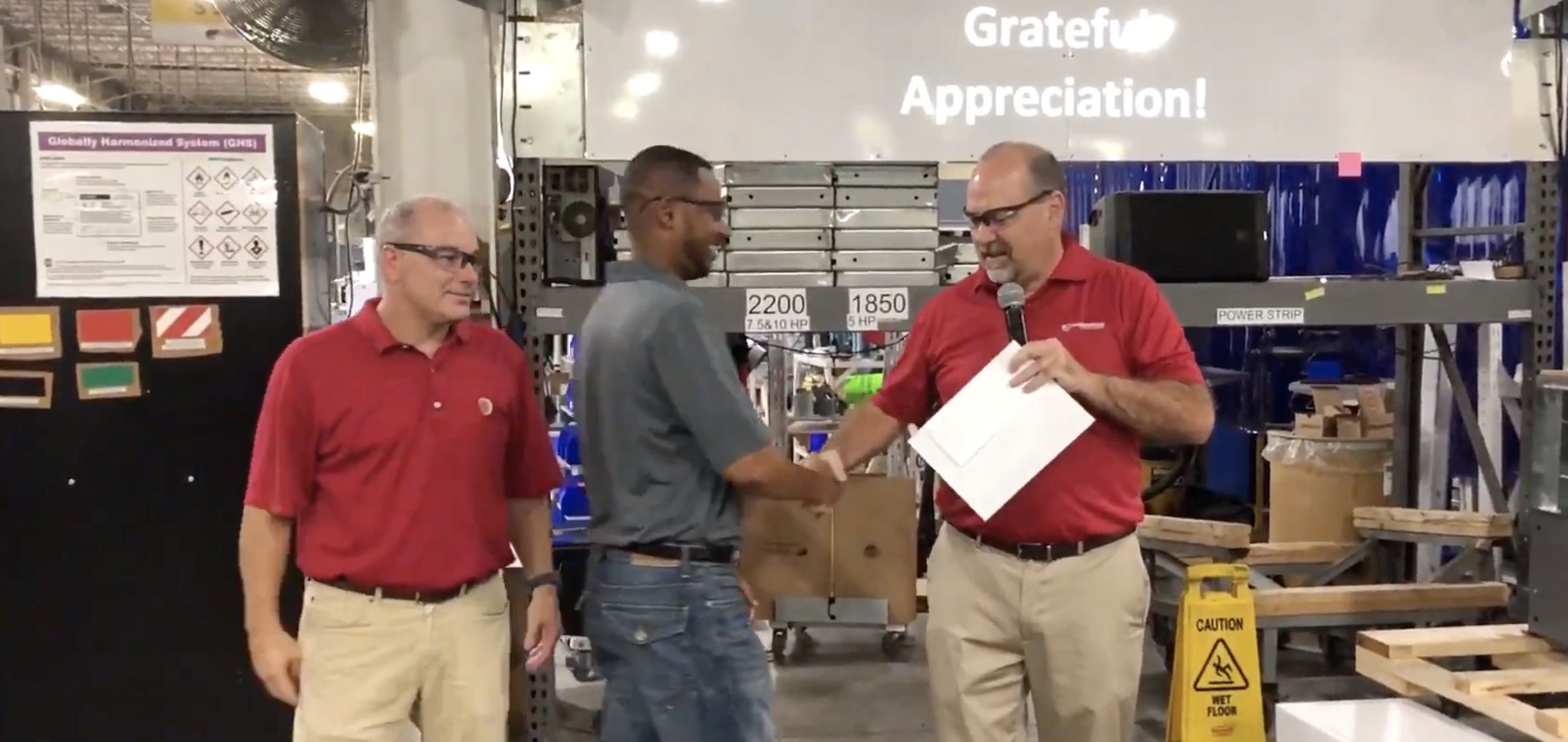 Grateful Appreciation Culture - Cambridge Air Solutions