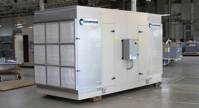 Cambridge Air Solutions E-Series