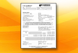Cambridge Air Solutions Forms