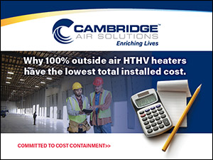 HTHV Heaters Have the Lowest Total Costs - Cambridge Air Solutions