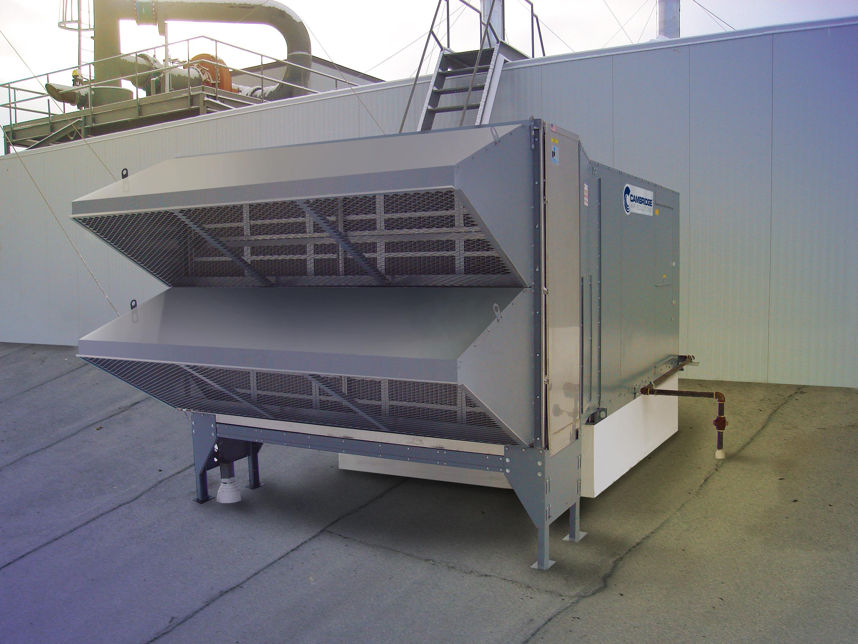Make Up Air Units Systems Cambridge