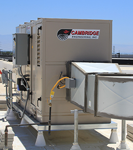 Cambridge Engineering SoCalGas E Series Application Pic 4