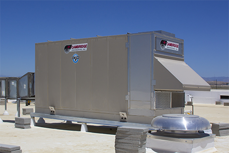 Cambridge Air Solutions SoCalGas ESeries Application