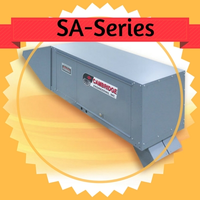 Natural Gas Space Heater Accessories - Cambridge SA-Series