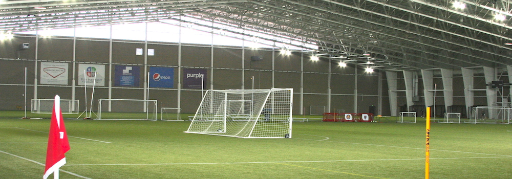 Sports Facility Heating | Cambridge Engineering