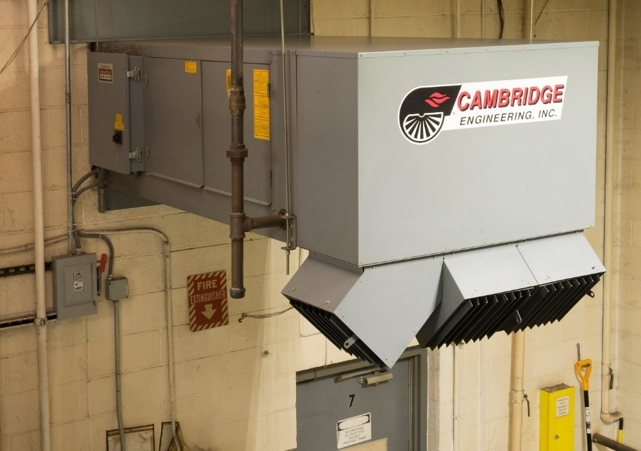 HTHV Commercial & Industrial Heating Solutions – Cambridge Engineering