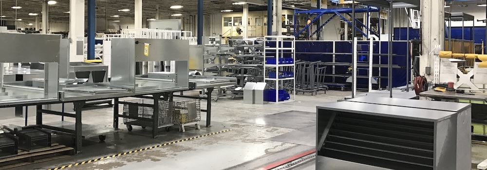 Manufacturing Facility Heating - Cambridge Engineering