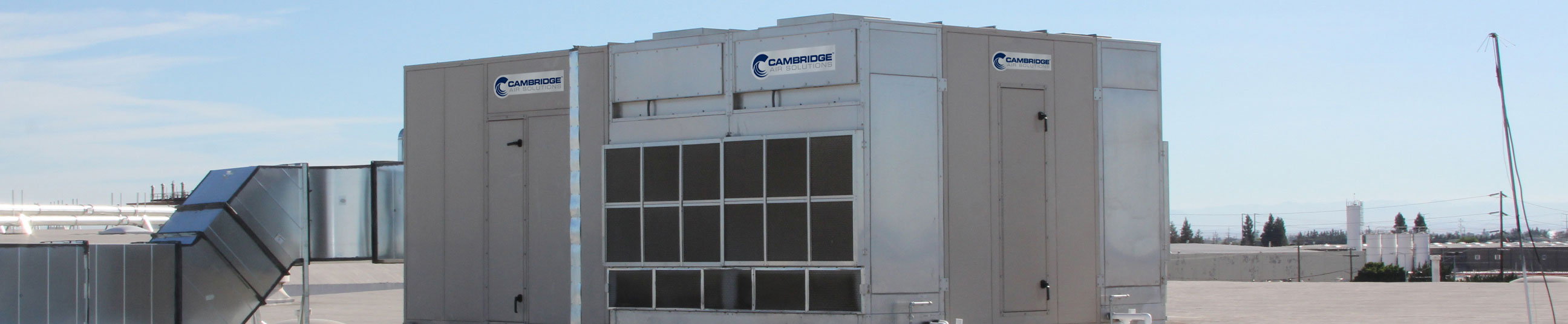 Cambridge Air Solutions ESC-Series