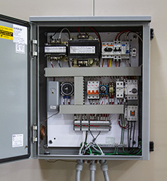 Evaporative Cooling Unit Control Panel - Cambridge Air Solutions®